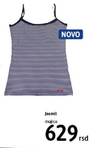 Majica ženska bez rukava