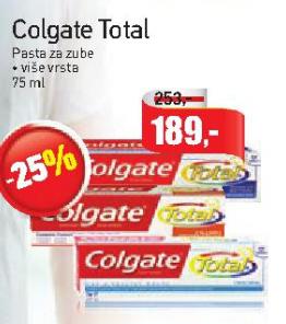 Total pasta za zube