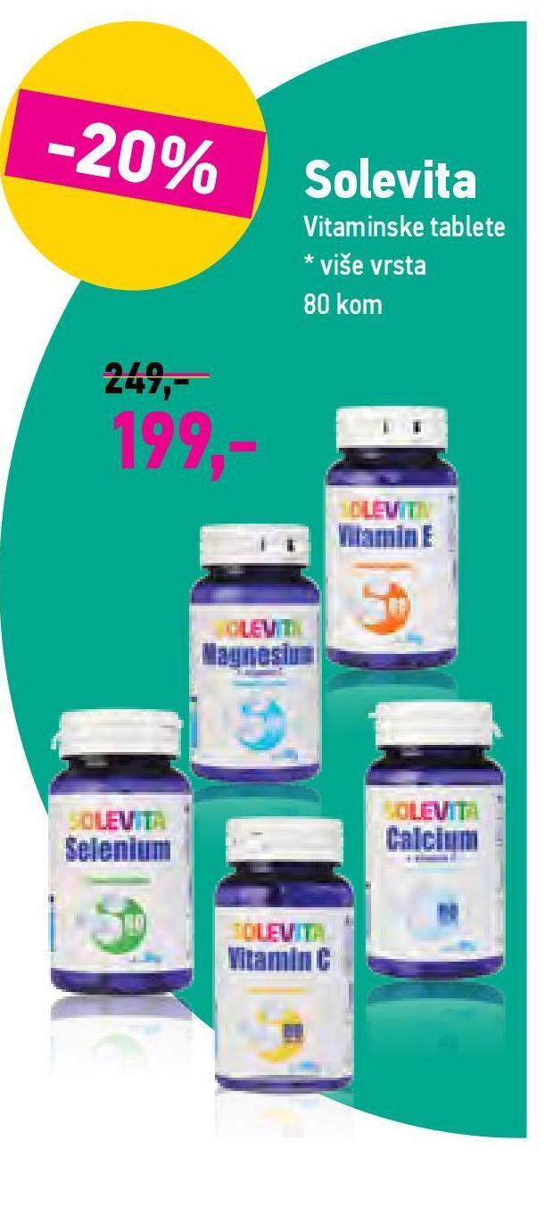 Tablete vitaminske