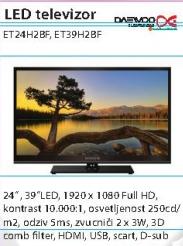 Televizor LED ET39H2BF