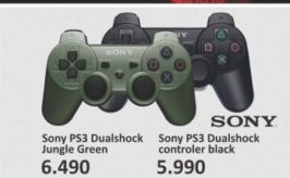 Džojstik PS3 Dualshock black