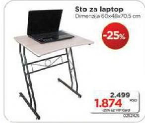 Sto za laptop