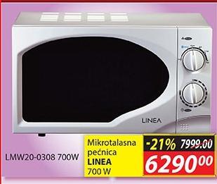 Mikrotalasna pećnica LMW20-0308