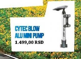 Pumpa Cytec blow