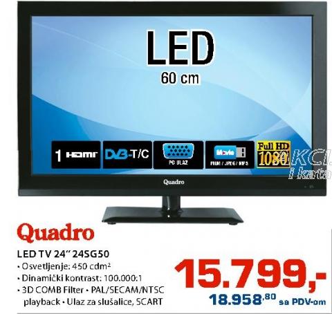 "LED Tv 24"" 24Sg50"