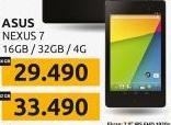 Tablet Nexus 7 1A034A