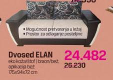 Dvosed Elan