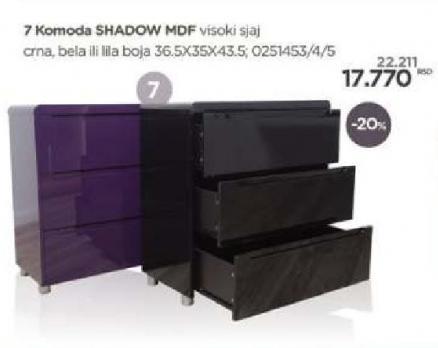 Komoda Shadow