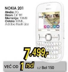 Mobilni telefon  200