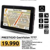 Auto navigacija GeoVision 7777 GPS