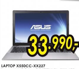 Laptop X550CC-XX227