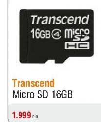 Mikro SD Kartica