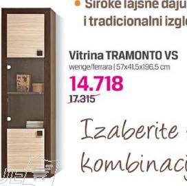 Vitrina Tramonto VS