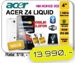 Mobilni telefon Liquid Z4