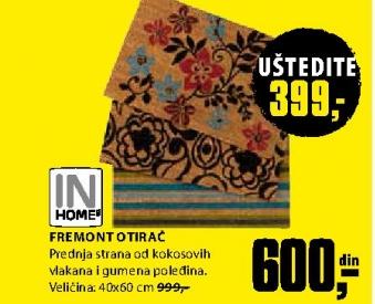 FREMON OTIRAČ