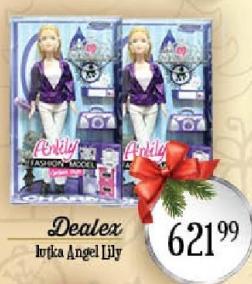 Igračka lutka Angel Lily