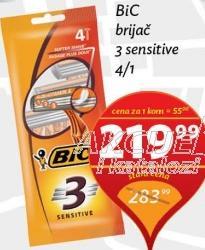 Brijač Sensitive 3