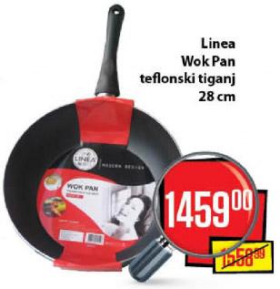 Work Pan Teflonski tiganj 28cm