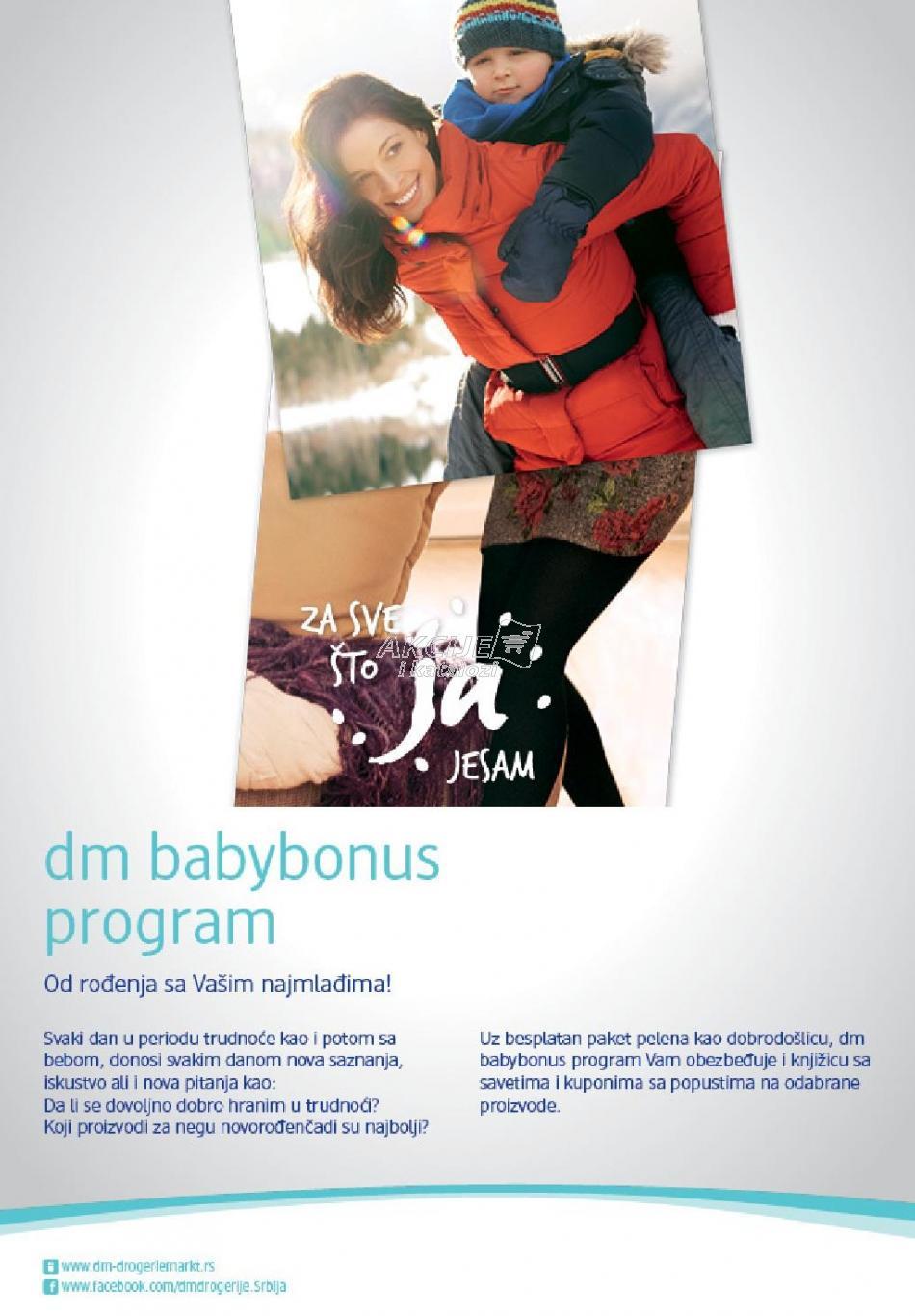 DM baby bonus