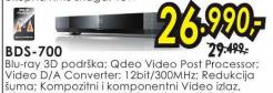 Blu-ray plejer BDS-700
