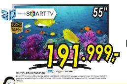 3D LED LCD TV UE-55F6100