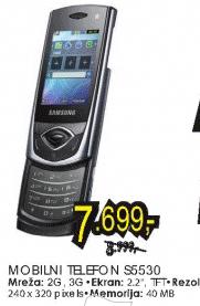 Mobilni telefon S5530