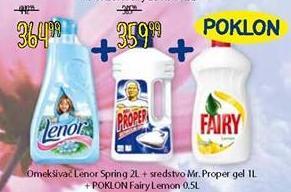Poklon Fairy Lemon 0.5l