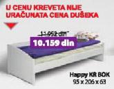 Krevet HAPPY KR BOK beli
