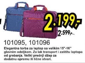 Torba za laptop 101095