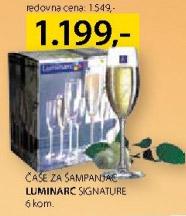Čaše za šampanjac Signature