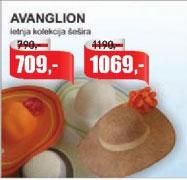 Avanglion Letnja kolekcija šešira