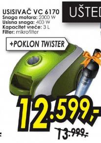 Usisivač VC6170