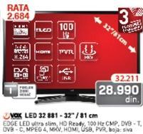 Televizor LED LCD 32 881