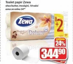 Toalet papir 3sl shea butter