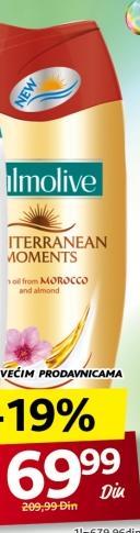 Gel za tuširanje Mediterranean moments