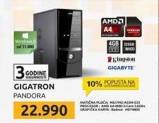 Desktop računar GIGATRON PANDORA 8