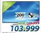 3D LED Televizor UE40F6400 3D SMART