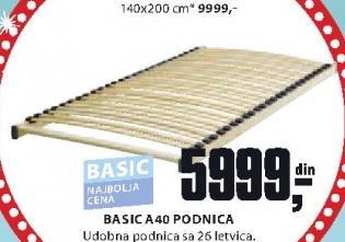 Podnica Basic A40