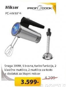 Mikser PC-HM1026