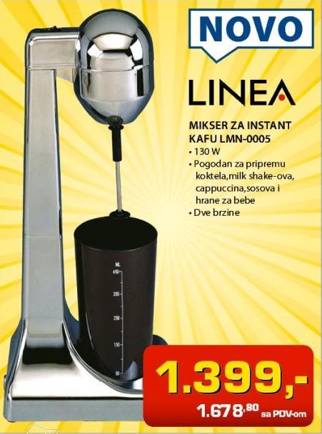 Mikser za Instant kafu Lmn-0005