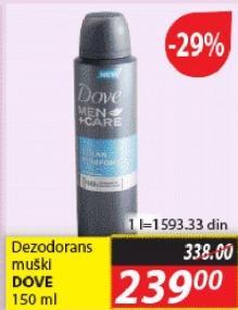 Dezodorans Men Care