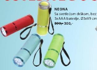 Lampa Neona