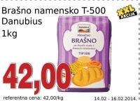 Brašno pšenično T-500
