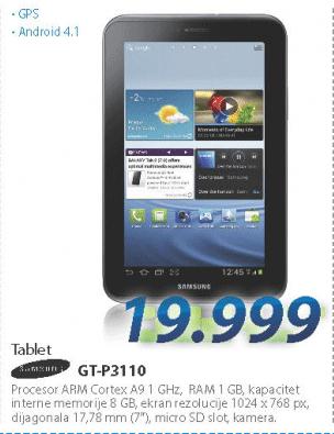 Tablet GT-P3110