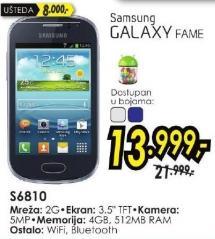 Mobilni telefon S6810 Galaxy Fame