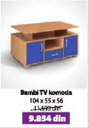 TV Komoda BAMBI
