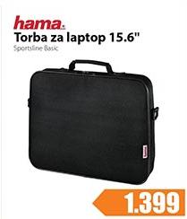 Torba za laptop 15,6'' Sportline Basic