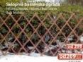 Sklopiva baštenska ograda