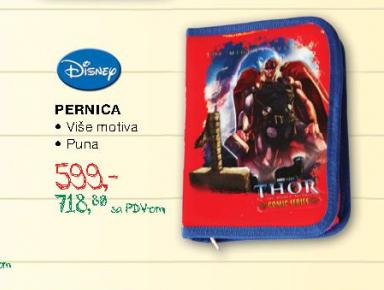 Pernica Disney
