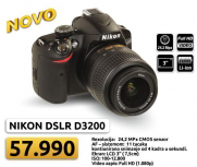 Fotoaparat DSLR D3200